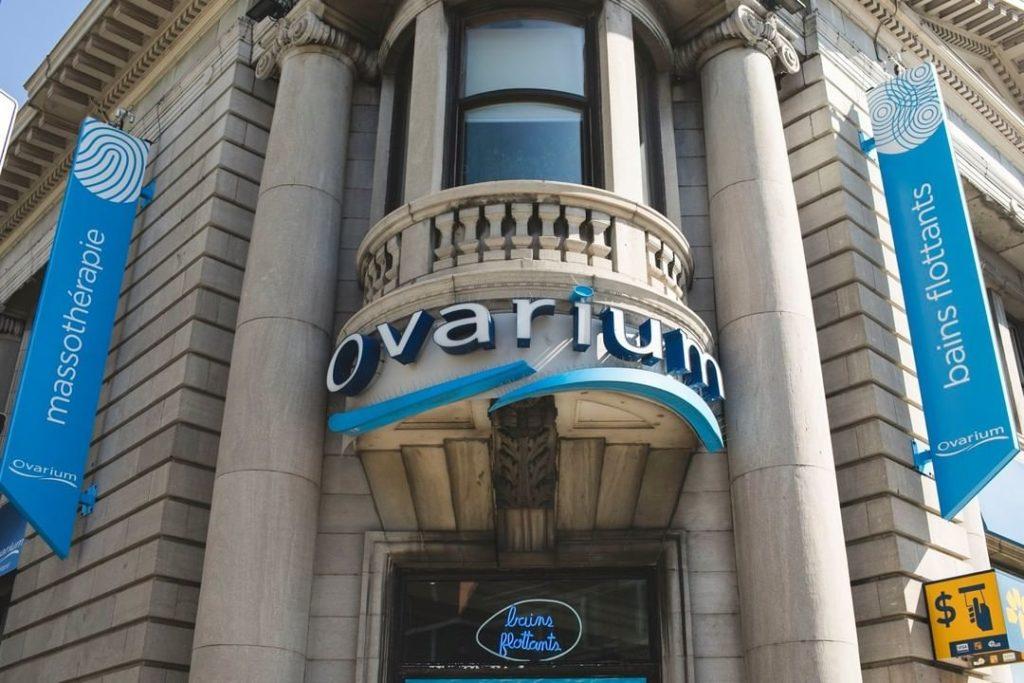 Spa Ovarium in Montreal