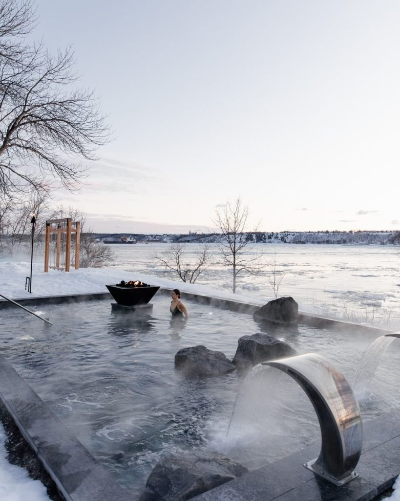 Strom Spa in Montreal